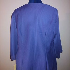 Tops - NWT - Purple Womens Top